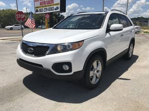 2013 kia sorento white for only $500 downpayment out the door!!! for Sale in Winter Haven, FL