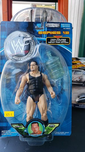WWE ACTION FIGURE COLLECTIBLE THE BIG SHOW 2001 PICK UP IN WHITTIER THANKS 😊 for Sale in City of Industry, CA