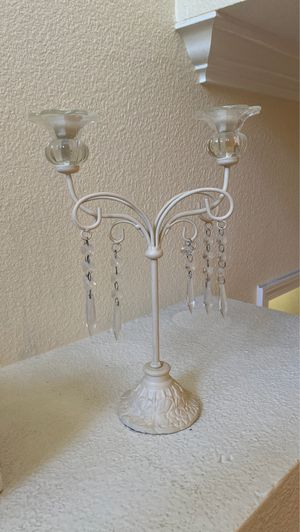 Chandelier candle stick holder for Sale in San Jose, CA