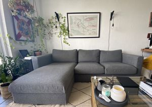 Ikea couch with storage for Sale in Riviera Beach, FL
