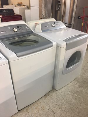 Whirlpool Cabrio Washer&Dryer Set for Sale in Columbus, OH