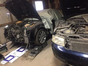 Audi A4 2005 awd 6spd 1.8t parting out for Sale in Selma, CA