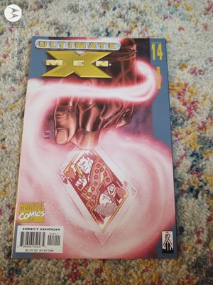 Ultimate X-Men No 14 March 2002 for Sale in Walbridge, OH
