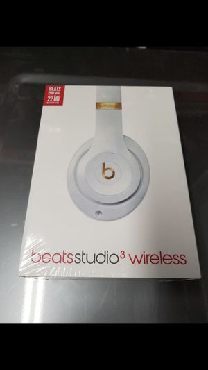 Beats studio 3 for Sale in San Jose, CA
