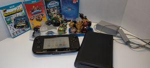 Nintendo Wii U Bundle for Sale in Tacoma, WA