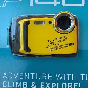 Fujifilm Finepix Xp140 Water Proof Underwater Camera New Ready To Go for Sale in Rosemead, CA