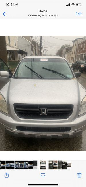 Honda Pilot for Sale in King of Prussia, PA