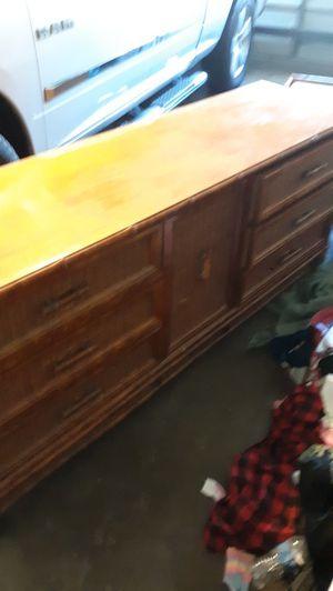 Hardwood dresser for Sale in Port Arthur, TX