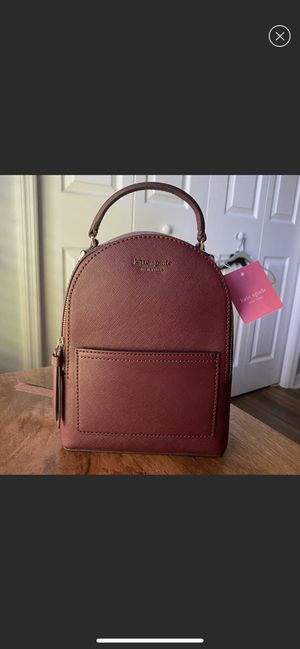 NWT Kate Spade mini back pack for Sale in Lutz, FL