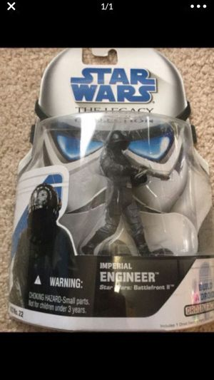 Star Wars Imperial Engineer for Sale in Selma, TX