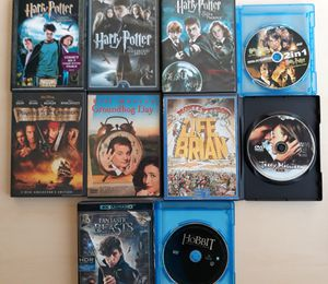 10 DVD lot including Harry Potter for Sale in West Los Angeles, CA