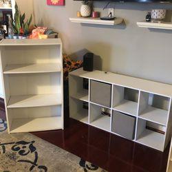 White Furniture Set (3 Pieces) for Sale in Washington,  DC