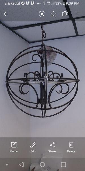 Brand New Globe Chandelier for Sale in Oklahoma City, OK