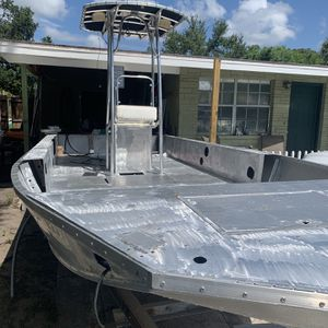 T Top with or without Matching Aluminum console for Sale in Largo, FL