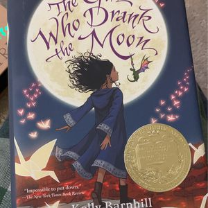 The Girl Who Drank The Moon for Sale in Romeoville, IL