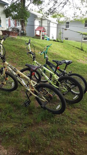 3 bike just one price for Sale in Berwyn Heights, MD