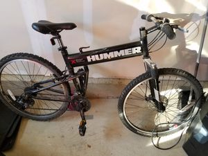 HUMMER BICYCLE for Sale in Waldorf, MD