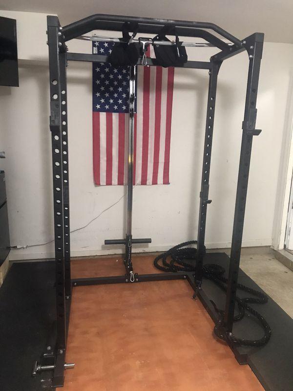 RepFitness PR-1100 Rack