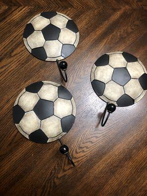 Soccer ball hooks for Sale in McAllen, TX