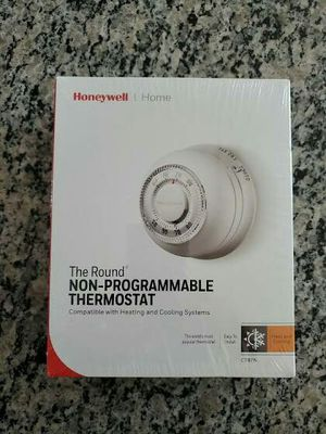 Honeywell Thermostat CT87N The Round for Sale in Kent, WA