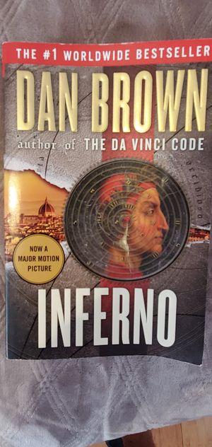 Dan Brown Inferno for Sale in La Habra, CA