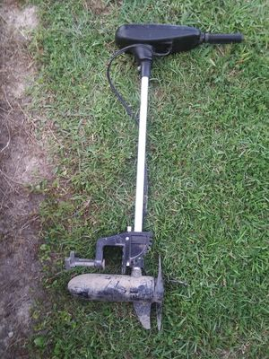 Trolly motor 12V T34 Motorguide for Sale in Lake Charles, LA