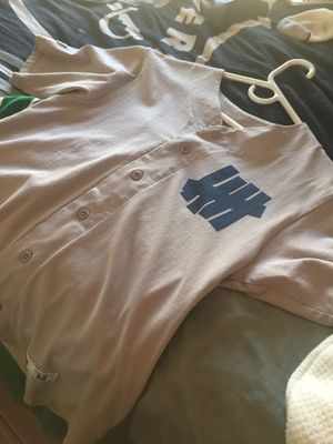 Undefeated baseball jersey for Sale in Alta Loma, CA