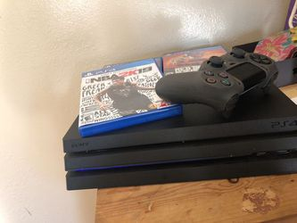 Free Ps4 pro for Sale in Canyon,  TX