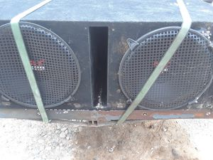 Subwoofers Rockford Fosgate Punch for Sale in Baltimore, MD