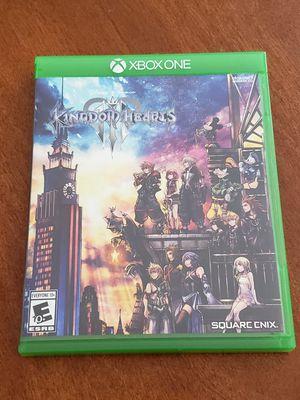 Kingdom Hearts 3 Xbox One Game for Sale in Bremerton, WA