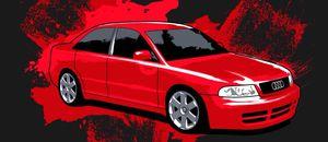 200 Audi S4 2.7 quattro parts for Sale in Redwood City, CA