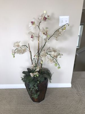 Orchid high quality fake plant for Sale in CA, US