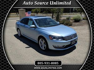 2013 Volkswagen Passat for Sale in Nipomo, CA