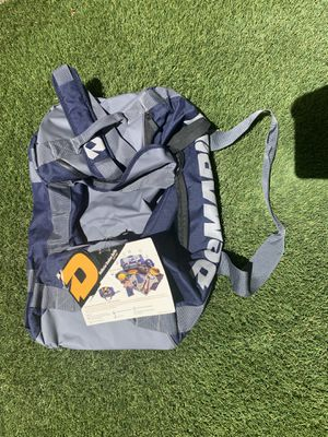 DeMarini Stadium Duffle Bat Shoe Glove Bat Bag Softball Baseball Bag ~ Blue for Sale in Phoenix, AZ