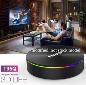 T95Q Android tv box 4gb/32gb for Sale in San Antonio, TX