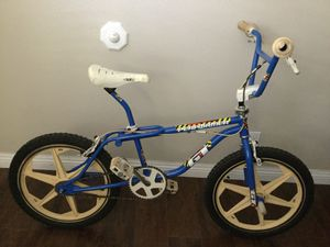 Old School 1990 GT Performer Freestyle BMX Bike for Sale in San Diego, CA