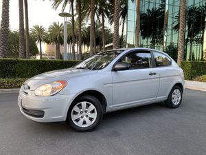 2008 Hyundai Accent Hatchback *1-Owner* 5 Speed Manual for Sale in Costa Mesa, CA