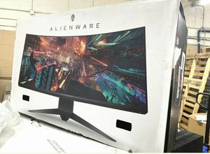 """Alienware 34"""" AW3418DW Curved Gaming Monitor for Sale in Brooklyn, NY"""