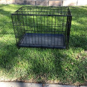 Cage For Car Or Small Dog for Sale in Downey, CA