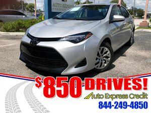 2018 Toyota Corolla for Sale in Plantation, FL