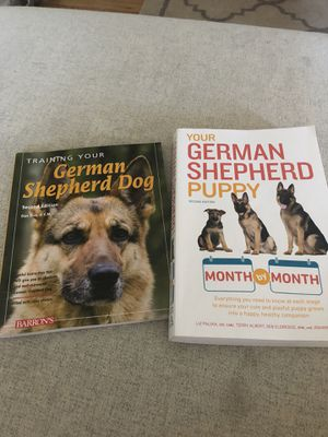 Two dog training books for Sale for sale  Morristown, NJ