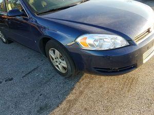 2008 Chevrolet impala ls 3.5 liter needs transmission for Sale in Laurel, MD