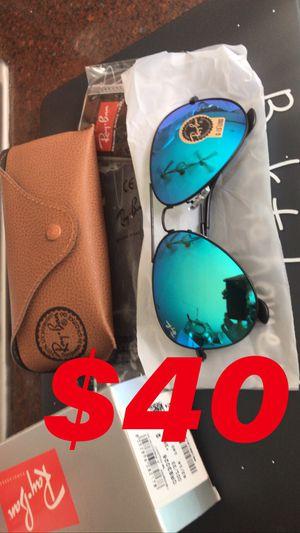 New Aviators Rayban Sunglasses for Sale in Cranford, NJ