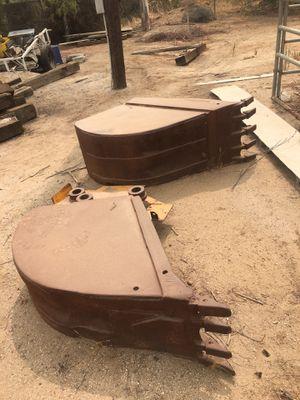Backhoe buckets for sale!!🚜 for Sale in Riverside, CA