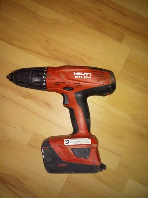 Hilti SFH 18-A hammer drill for Sale in Florissant, MO