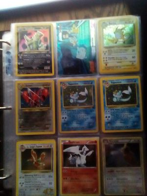 Extremely Rare Holo Pokemon Card Collection for Sale in Brooklyn, OH