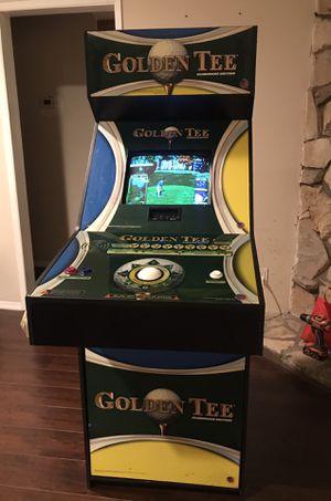 Golden Tee Arcade Cabinet for Sale in Rosemead, CA