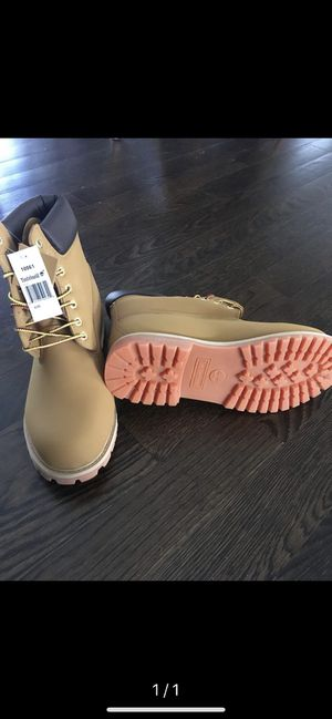 2020 timberland boots winter chestnut For men and women for Sale in Miami Shores, FL