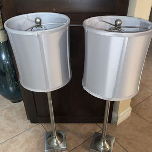 *PRICE FIRM* pair of lamps for Sale in Houston, TX