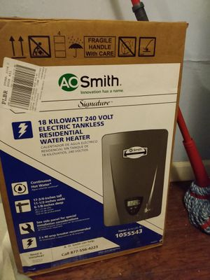 Water heater for Sale in Modesto, CA